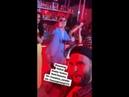 Daddy Yankee Pittbull Natti Natasha en grabación de nuevo video en Miami
