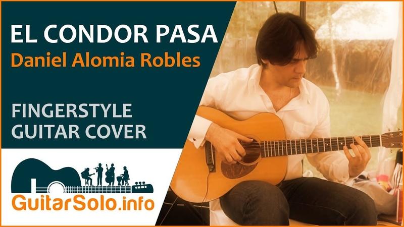 El Condor Pasa. Guitar Cover (Fingerstyle)