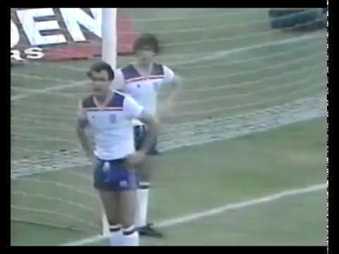 1980 Friendly - England v. Argentina