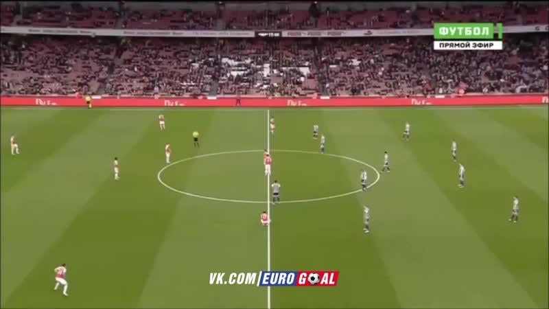 Арсенал 2 - 0 Вест Бромвич Альбион (Чемпионат Англии 2015/16)