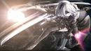 Милашка-убивашка NieR Automata, 6 серия. Воздушный бой. Босс Летающий Голиаф