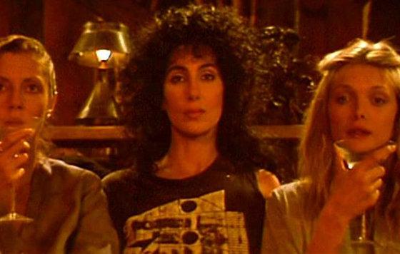 Видео к фильму «Иствикские ведьмы» (1987) Фрагмент