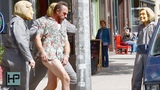 Christopher Meloni Films Pantless Scene for