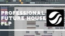 Professional Future House FLP with Vocals Retrovision Mesto Vin Style