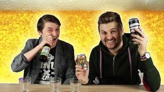 Пиво с острым перцем чили и манго / Дикий крафт / Спорим не пробовал