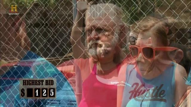 Хватай не глядя Техас 3 сезон 16 серия Аукционный балаган Storage Wars Texas 2014