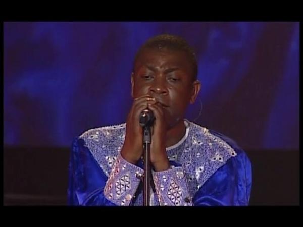 Youssou Ndour le Super Etoile - Bercy 2004