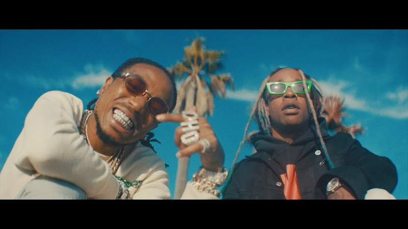 Ty Dolla $ign - Pineapple feat. Gucci Mane Quavo [Music Video]