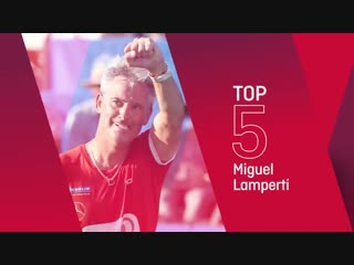 Лучшие моменты Мигеля Ламперти в World Padel Tour 2018 Miguel Lamperti Падел