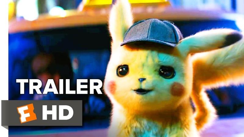 Pokémon Detective Pikachu Trailer 1 (2019) | Movieclips Trailers