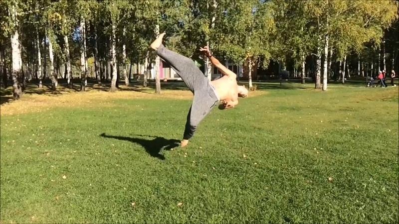 Капоэйра Abada Capoeira Goiaba Нижнекамск