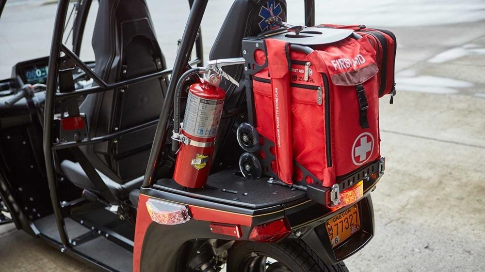 Электротрицикл Arcimoto FUV Rapid Responder