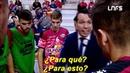 Tiempo muerto Diego Giustozzi ElPozo Murcia vs Naturpellet Segovia