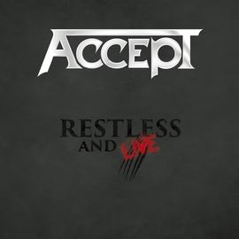 Accept альбом Restless & Live