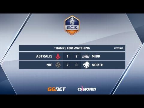 North vs NIP | ECS Season 6 Finals | Day 1