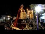 Martes Santo 2018 ALHAURIN de la TORRE, procesion VIRGEN de la AMARGURA, 2703