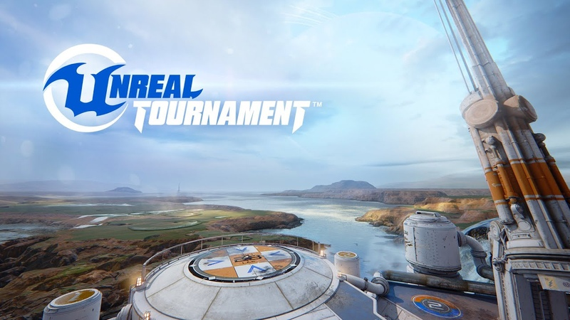 Unreal Tournament 1999-2016: CTF Facing Worlds