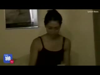 Home video shows a day in the life of meghan markle (1999)