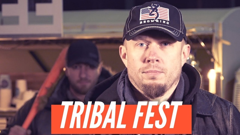 BadVadim и Алексей Пономарёв о Tribal Fest, Knife Fest и канатном тесте.
