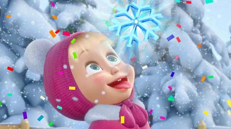 ❄️ Белые снежинки кружатся с утра ❄️ Лучшие новогодние песни ❄️ Детские новогодние песни