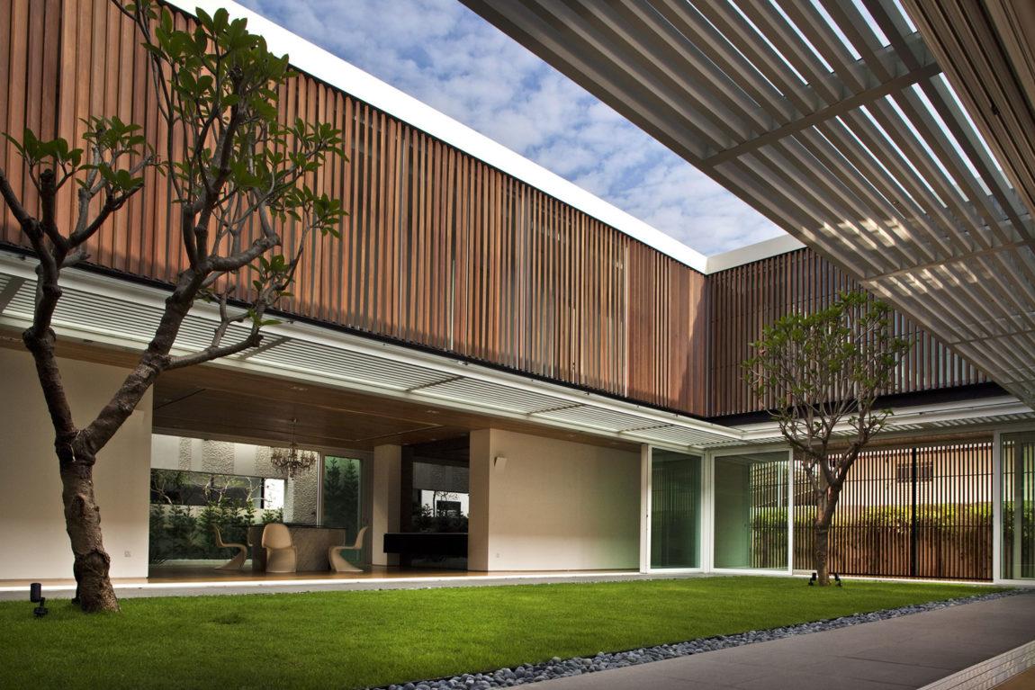 Частный дом в Сингапуре