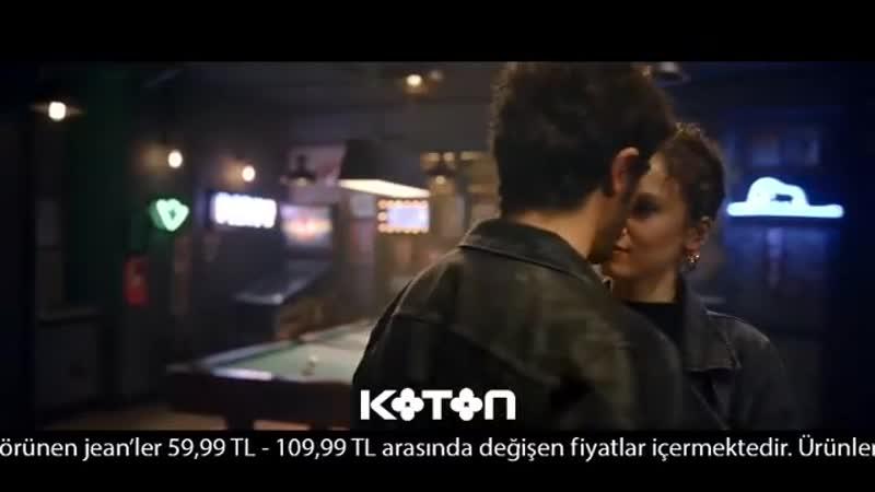 Мелиса и Бурак в рекламе Koton