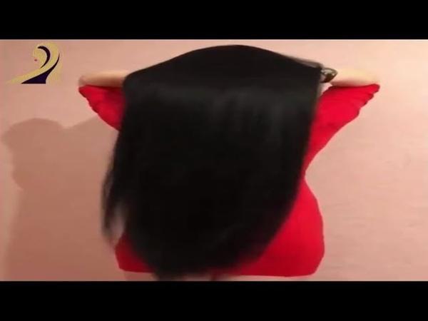 WE LOVE SUPER LONG BLACK HAIR ❤🖤❤ hair Silk