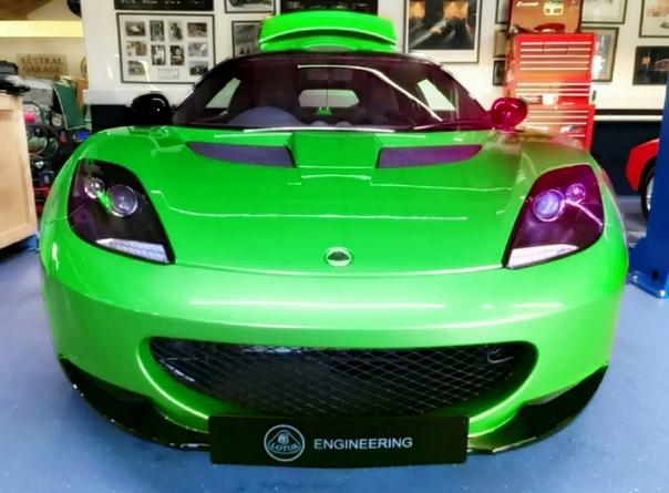 Единственный в мире гибридный Lotus Evora выставили на продажу Нынешний владелец хочет выручить за спорткар 150 тысяч фунтов стерлинговСуществующий в единственном экземпляре гибридный прототип