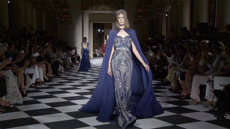 Zuhair Murad Haute Couture Fall Winter 2018 2019 Full Show Exclusive
