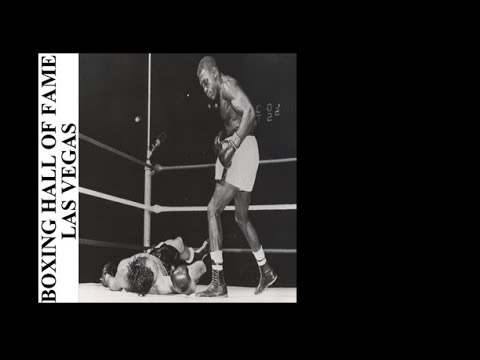 Jimmy Carter KOs Armand Savoie – Lightweight Crown November 11, 1953