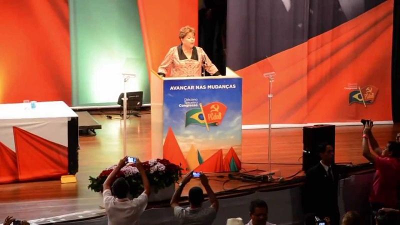 Dilma e o PT não são comunistas