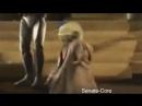 Star wars Yoda danсing