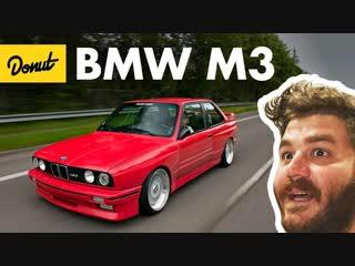 Въехать в суть. Всё, что вам нужно знать о BMW M3 BMIRussian