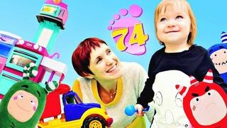 Детская кухня и Привет, Бьянка - Маша Капуки в шоу для детей
