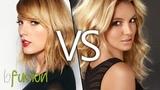 Britney Spears VS Taylor Swift Music Battle