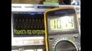 Как измерить выходную мощность передатчика вольтметром и осциллографом