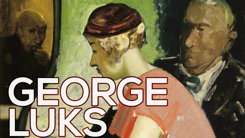 George Luks A collection of 206 works (HD)