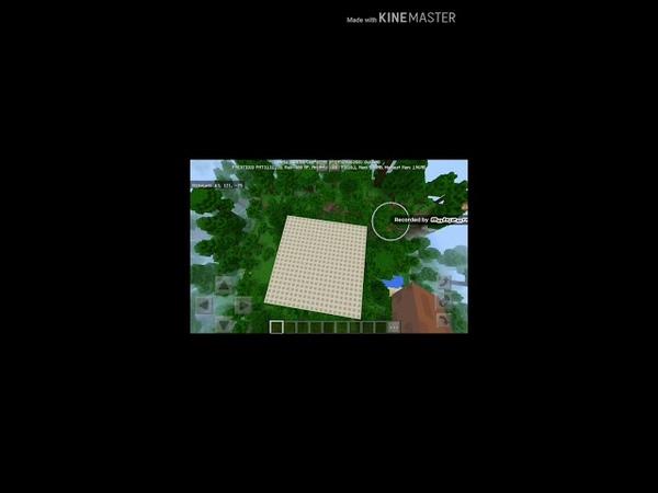 как использовать команды /fill и /clone в minecraft PE
