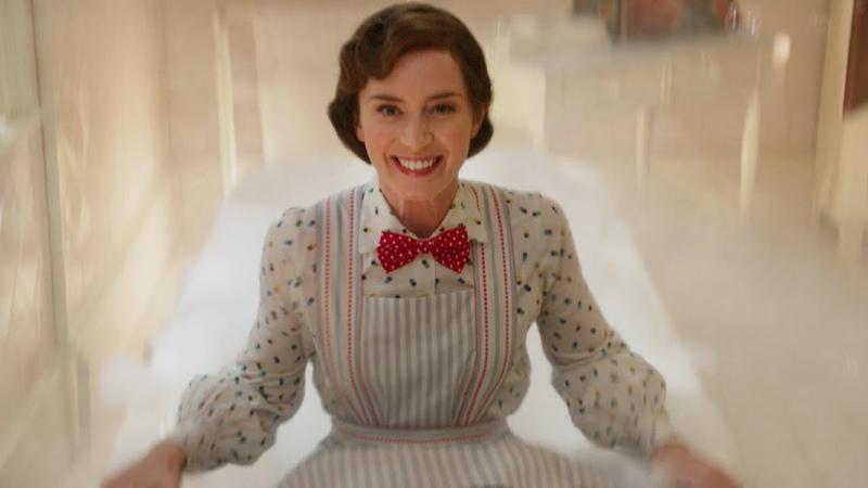 Мері Поппінс повертається. У кіно 3 січня