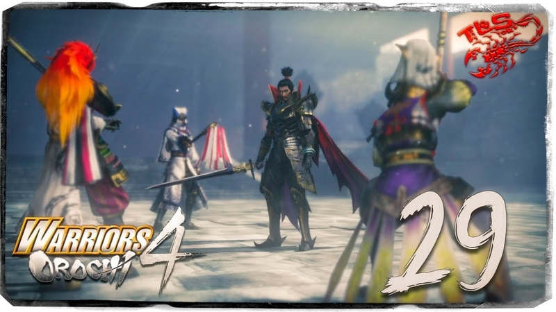 Story Mode ◄ Warriors Orochi 4 ► 29 The One Who Wields the Bracelet