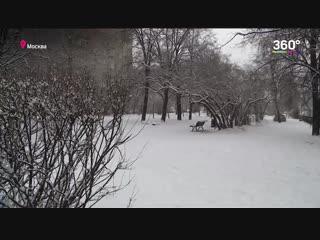 Погода в Подмосковье