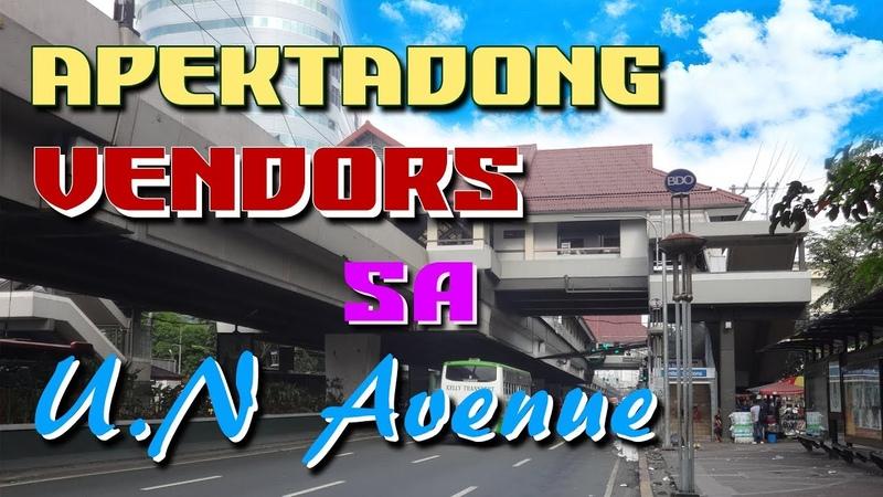 Manila News Latest update July 7 2019😅 Mga Apektadong Vendors Sa U.N Avenue Manila | Minami Oroi