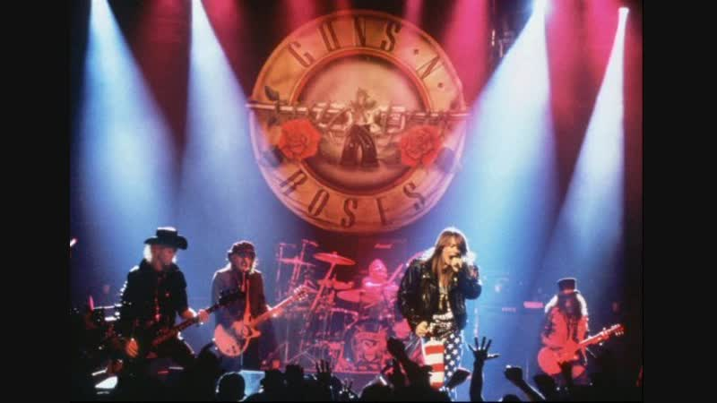 Guns N Roses. The Photographic History