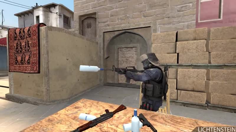 IF VODKA WAS ADDED TO CS_GO