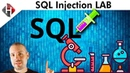 SQL Injection LAB 1 2018
