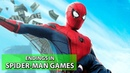 All Endings in Spider Man Videogames 2002 2014