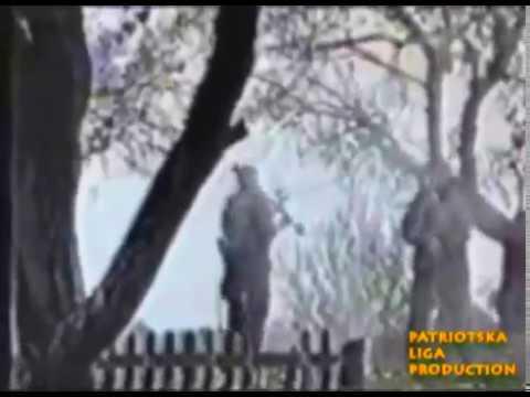 Esad Eso Bestija - Brigada Zmaj od Bosne [subtitles: RUS, ENG | lyrics | пояснения]