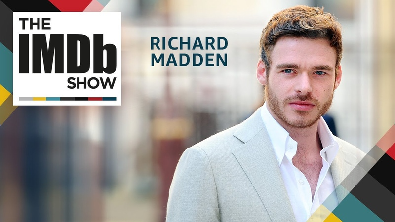 Richard Madden on Bodyguard and What He Swiped from the Game of Thrones Set