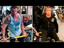 AGE IS JUST A NUMBER 💪 - 71 year old Sylvester Stallone's insane workout 😱