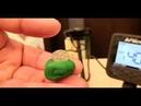 Макро Мульти Крузер тест на чешую поперек катушки ребром